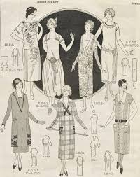 1920s Dress Patterns Delectable The Closet Historian The One Hour 48's Dress