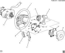 2009 2014 chevy traverse driver airbag titanium grey new oem 2009 2014 chevy traverse driver airbag titanium grey new oem 20952575 25870829