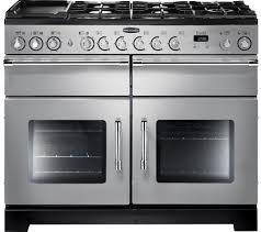 Why Dual Fuel Range Buy Rangemaster Excel 110 Dual Fuel Range Cooker Stainless Steel