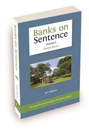 Banks On Sentence Volume 2