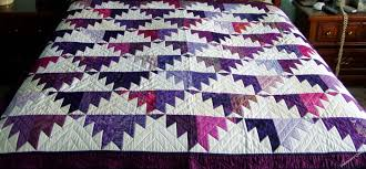 Purple Quilt Patterns Best Decorating
