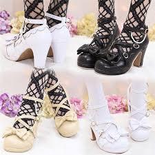<b>2019</b> pre sale <b>new Lolita</b> Korean <b>style</b> low heel plus velvet a pedal ...