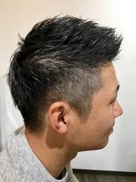 メンズ髪型スポーツカット風 ツーブロック髪の切り方 Youtube For