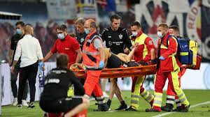 Sasa Kalajdzic vom VfB Stuttgart erleidet Schulterverletzung