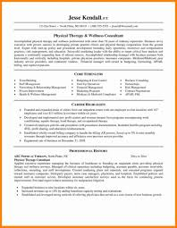 Physical Therapy Resume Sample 18 Massage Therapist Template 8 Pta