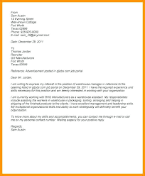 Warehouse Cover Letter Uk Warehouse Cover Letters Reflection