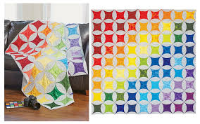 Big Block Quilt Patterns Fascinating BLOCK Friday Big Block Quilts Fons Porter The Quilting Company