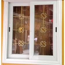 sliding office window. China White Frame Double Sliding Aluminum Window, Office Interior Glass Window I
