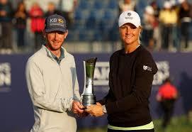 The 2009 lpga championship, the 2017 evian championship, and the 2021 women's british open. Lqiceniieilnwm