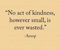 Quotes About Small Acts 40 Quotes Cool Acts Of Kindness Quotes