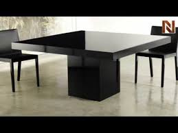 black lacquer dining room furniture. modloft mjk25300l5v5 beech dining table black lacquer glass room furniture d