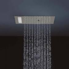 recessed rain shower heads fresh luxury rain shower heads led shower heads ideas images of recessed