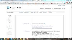 Create Resume From Linkedin Profile Create Resume From Linkedin Profile Nguonhangthoitrang Net