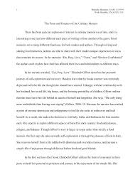 Examples Of A Memoir Essay Memoir Essays Co Memoir Essays Examples