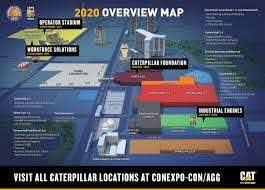 CONEXPO-CON/AGG 2020   Cat