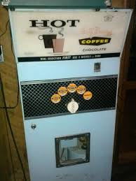 Old Vending Machine Best Old Time Coffeehot Chocolate Vending Machine Yelp