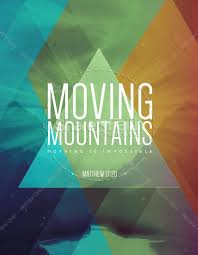 Moving Flyer Template Moving Mountains Ministry Flyer Template Flyer Templates