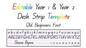 Queensland Cursive Alphabet Chart Qld Font Worksheets Teachers Pay Teachers