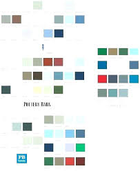 Pottery Barn Paint Colors Me