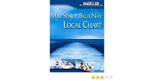 Mapsend Bluenav Charts Magellan Mapsend Bluenav Xl Chart Gulf Of Mexico East