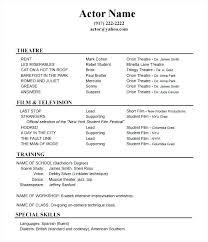 Resume Format Standard Us Resume Format Simple Format Resumes ...