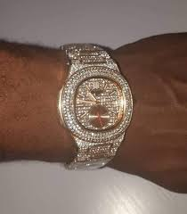 Watch Xblings Philippe Patek Iced Out Diamond For – Men
