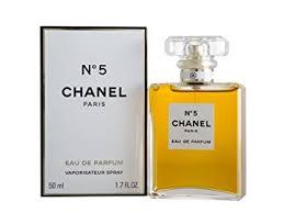 chanel no 5 eau de parfum. chanel no. 5 for women by - 50 ml edp spray no eau de parfum o