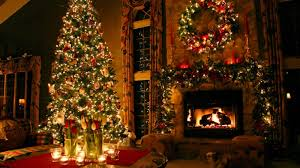 home christmas decorations with typical colors allstateloghomes com