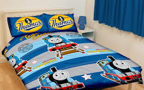thomas the tank engine quilt cover