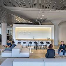 office pantry design. Wired Unveils Its State-of-the-Art Offices Designed By Gensler : Architectural Digest Office Pantry Design