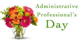 Administative Day Happy Administrative Professionals Day Stout Kaiser