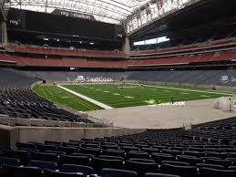 Nrg Stadium Seating Chart Seatgeek