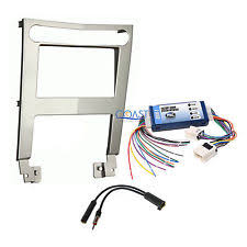 bose harness car radio stereo dash kit bose wire harness interface for 2004 06 nissan maxima