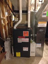 york gas heater. furnace replacement. customer has a 15 year old york furnace. remove install gas heater