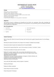 Gallery Of Career Change Cv Template Career Change Resume