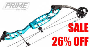Prime One Stx 36 V2 2017 Target Alternative Archery