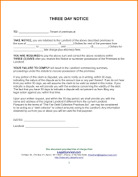 30 day notice to landlord template 30 day thirty day notice letter