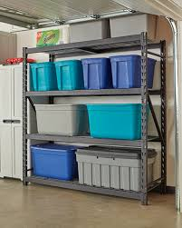 industrial utility shelving