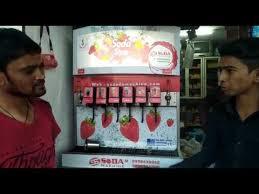 How To Fix A Soda Vending Machine Simple Soda Shop Machine Repairing And Service YouTube