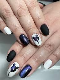 Aquí tenemos por ejemplo unas preciosas uñas en color negro brillante. Mil Anuncios Com Unas Decoradas Segunda Mano Y Anuncios Clasificados Pag 13