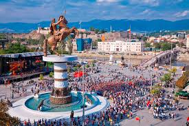 Image result for skopje pictures