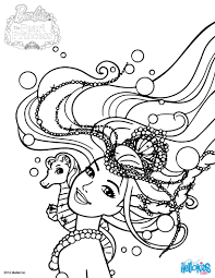 Small Picture Mermaid Coloring pages Free Online Games Drawing for Kids