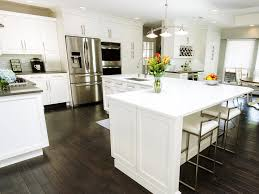 before and after l shaped kitchen remodels