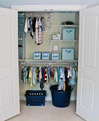 image of charming nursery closet organizer ideas