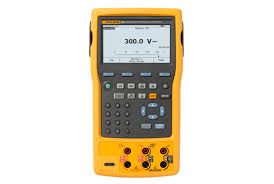 fluke 754 documenting process calibrator hart communication