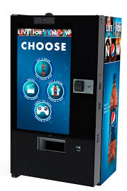 Interactive Vending Machines Unique GGP And PepsiCo Pilot Interactive Vending Machines