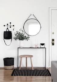 Entrance Mirror Design 6 Essentials For A Functional Entryway Minimalist Home