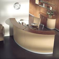 contemporary office reception. Modern-reception-desk-front-office-furniture Contemporary Office Reception