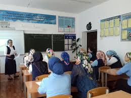 МБОУ Средняя общеобразовательная школа № г Грозного Курсовая  Курсовая подготовка