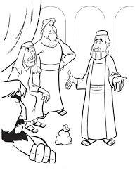 Handelingen Les 4 Ananias En Saffira Liegen Tegen De Heilige